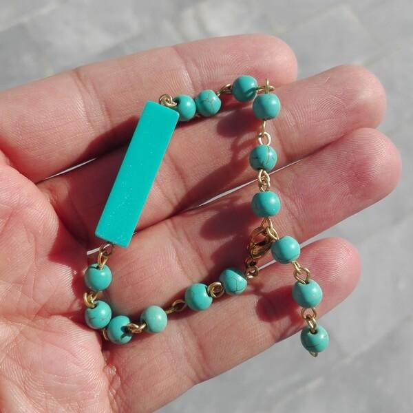 دستبند زینتی با طرحی جدید