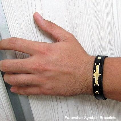 دستبند نماد فروهر