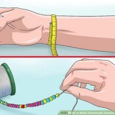 ساخت دستبند دست ساز با مهره