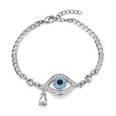 دستبند مدل چشم آبی