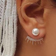 گوشواره دو طرفه ضد حساسیت