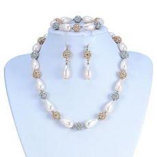 سرویس گردنبند، گوشواره و دستبند زنانه